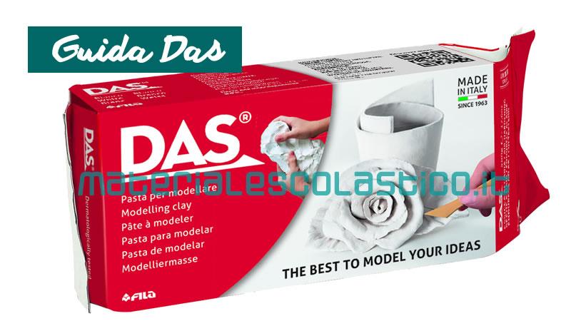 Guida Pasta modellabile DAS