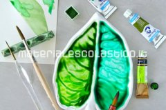 Guida Pasta modellabile DAS: Come pitturare con tempere