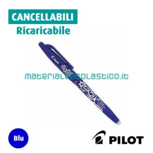 Penna Frixion Pilot blu