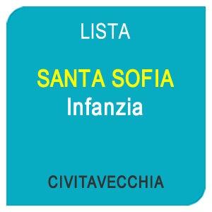 Lista SANTA SOFIA Infanzia 2020/21