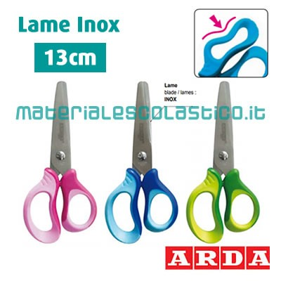 Forbici Joy Soft 13cm Inox ARDA