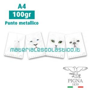 Maxi Quaderno A4 100gr MONOCROMO WHITE