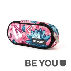 BE YOU Astuccio ovale Pink Jungle