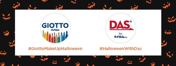 Scopri le attività sui profili Instagram GIOTTO e DAS per Halloween